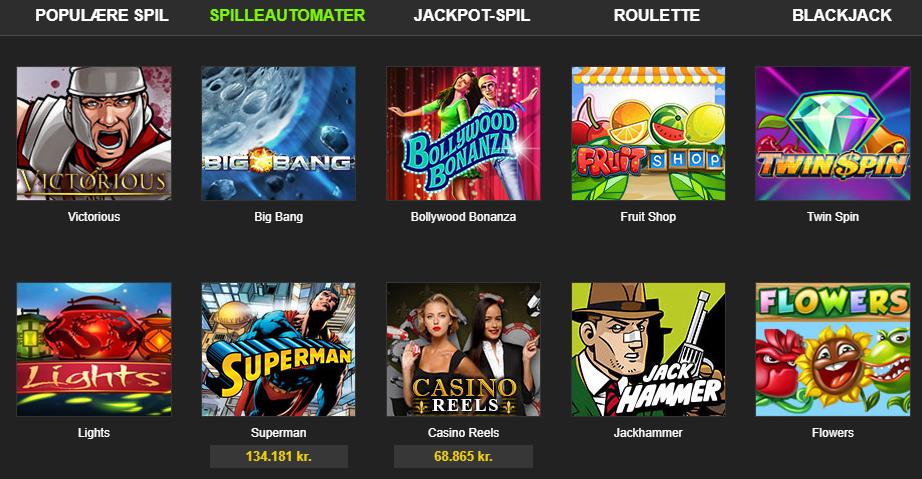 888 Casino spilleautomat