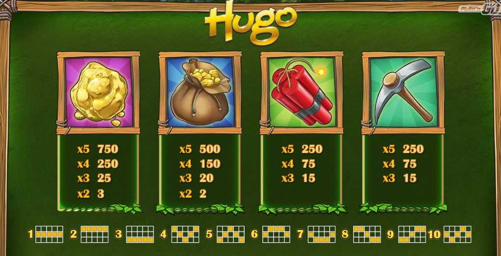 Hugo Screenshot