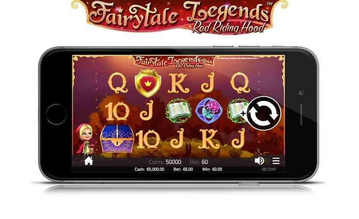 Rødhætte spil mobil