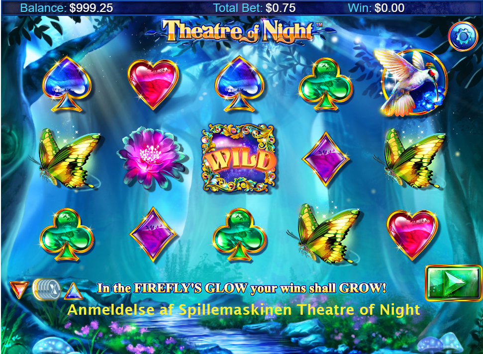 Anmeldelse Theatre of Night