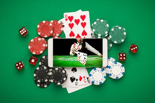 live casino danmark