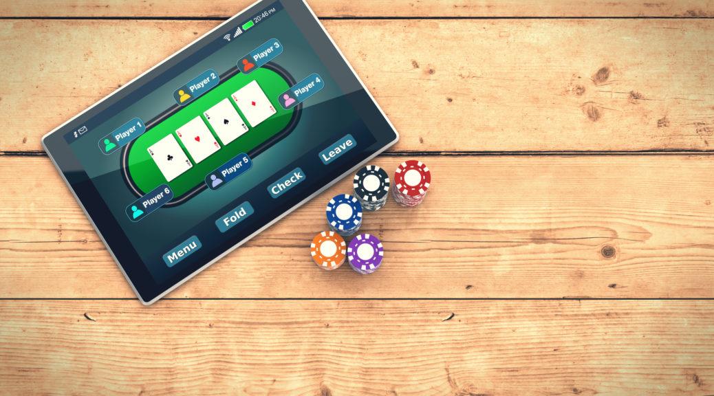spil live casino på mobilen