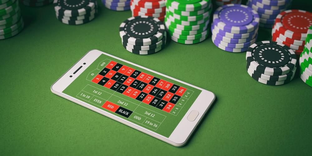 roulette spil online